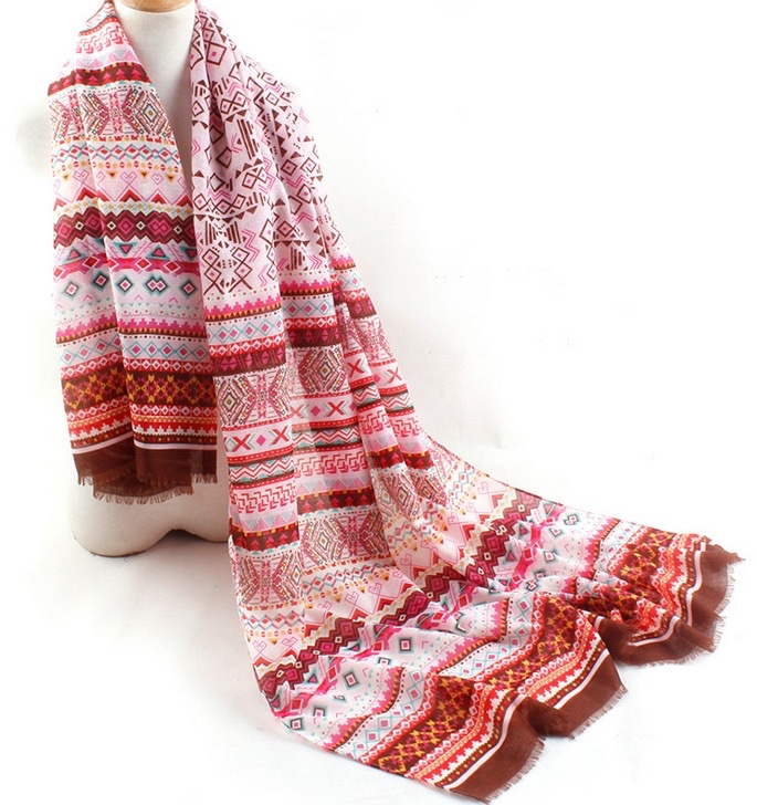 wholesale cotton scarves