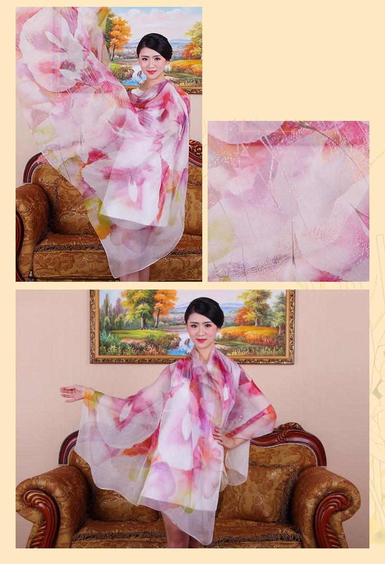 wholesale chiffon scarves