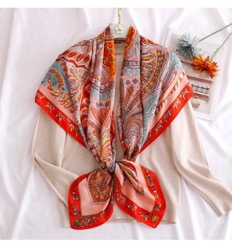 wholesale satin kerchief