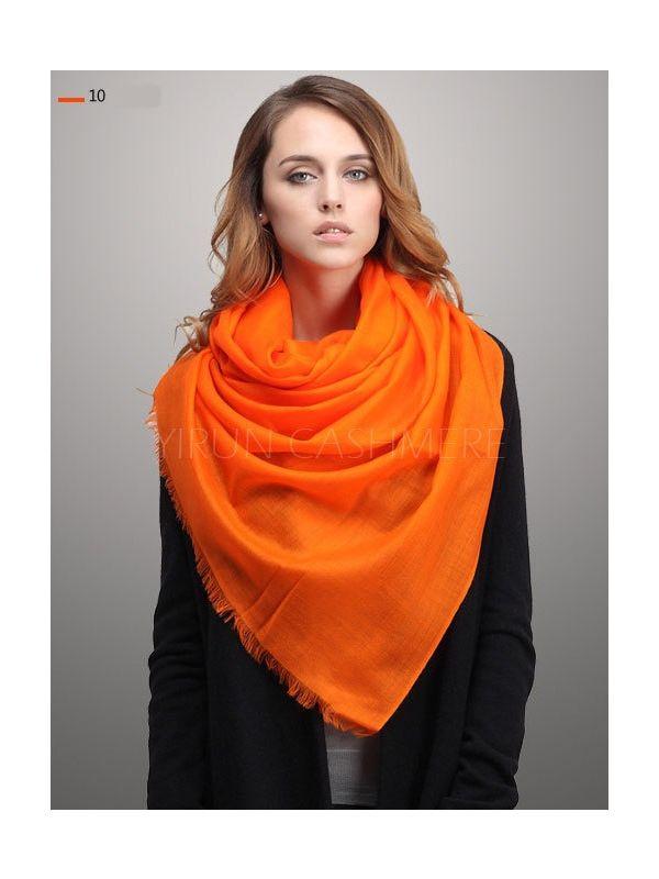Fine thin 100%Pure wool Scarf-SWW705-10
