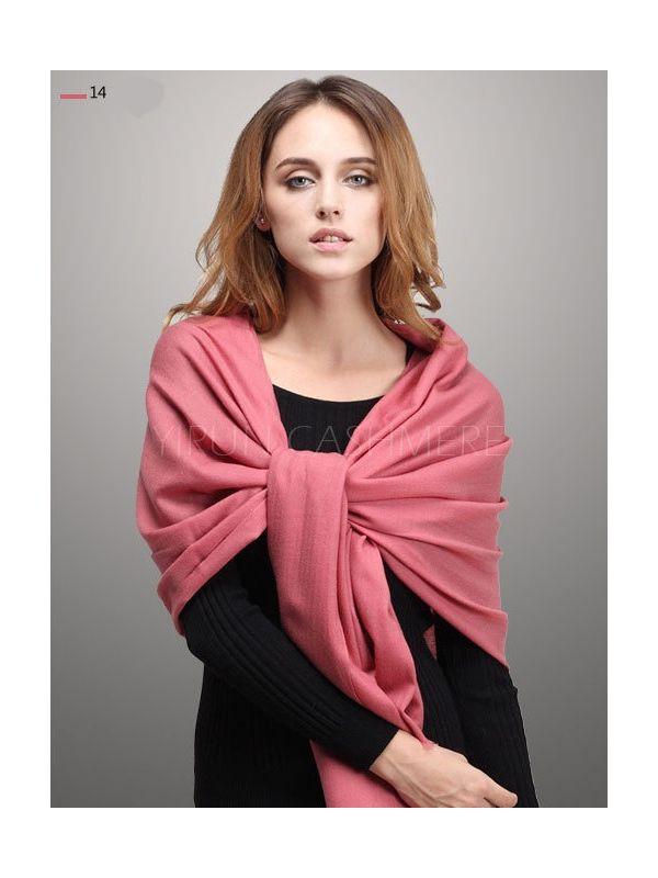 Fine thin 100%Pure wool Scarf-SWW705-14
