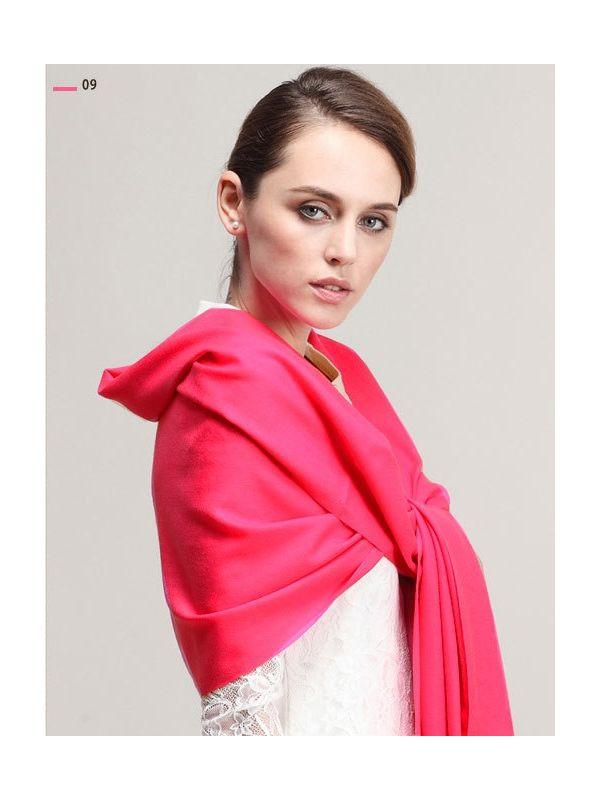 Twill 100%Pure wool Scarf-SWW707-9