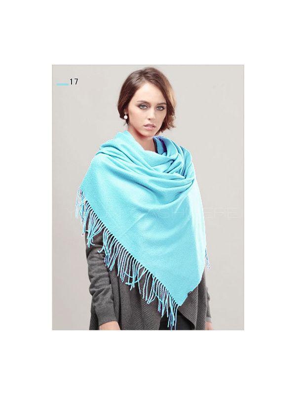 Fashion thickening 100%Pure wool Scarf-SWW813-17