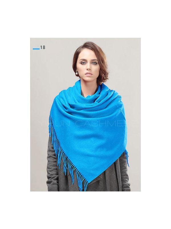 Fashion thickening 100%Pure wool Scarf-SWW813-18