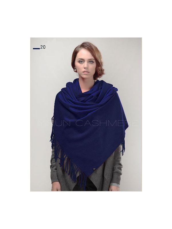 Fashion thickening 100%Pure wool Scarf-SWW813-20