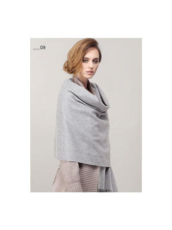 Fashion thickening 100%Pure wool Scarf-SWW813-9